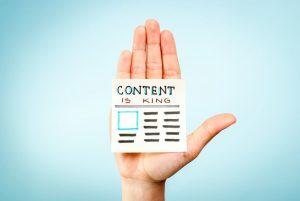 במאמר 10 התובנות שלא תלמדו בשום קורס אינטרנטי על תוכן שיווקי