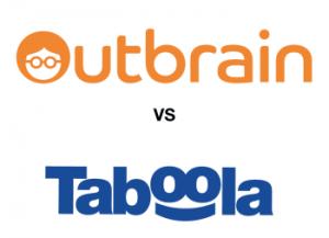 outbrain vs taboola – מי לוקחת בדו- קרב בין ענקיות התוכן?